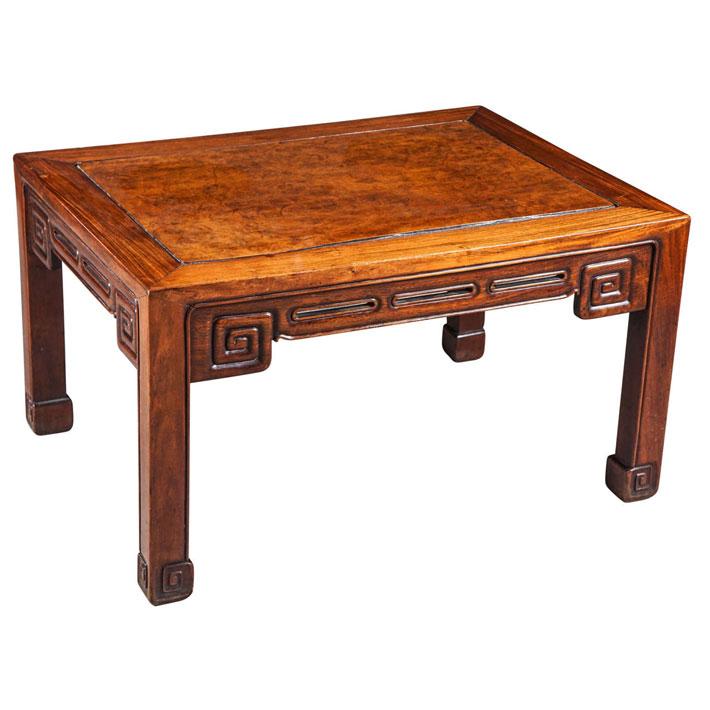 Chinese Kang Table. Prev