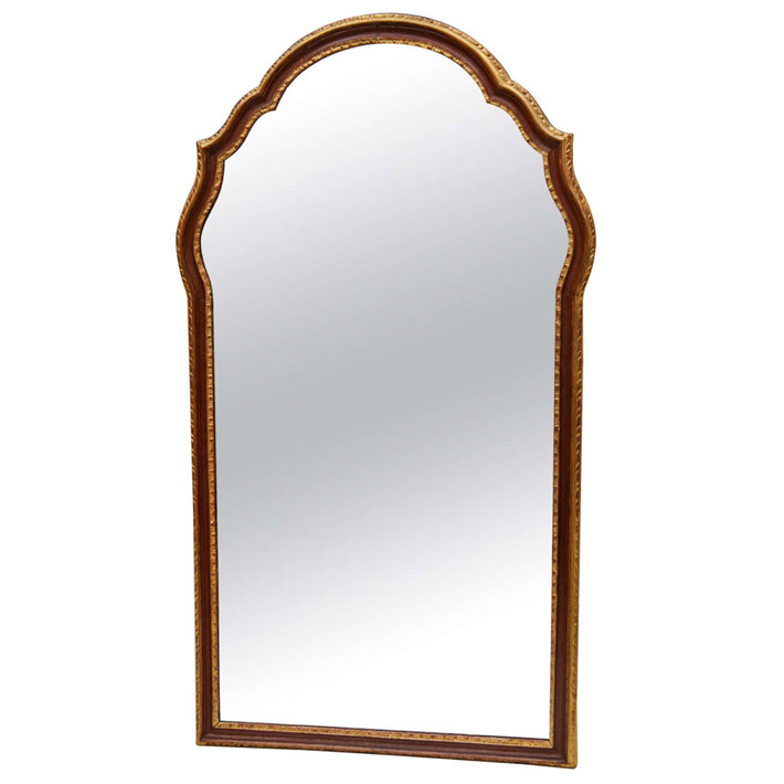 Genial Queen Anne Mirror. Prev