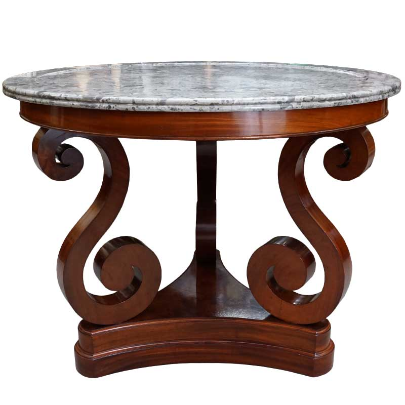 Antique Table Continental 1820s